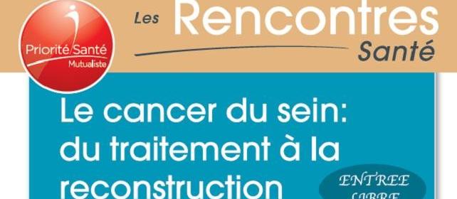 conférence sur le cancer du sein