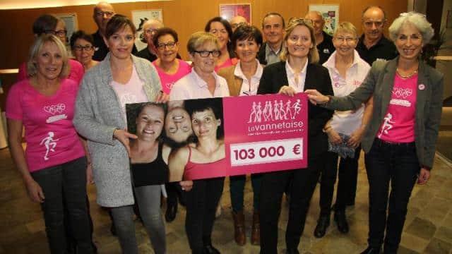 103.000 € collectés pour l'édition 2016, un record…