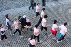 La Vannetaise 2012 - marcheuses