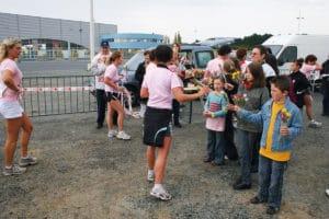 La Vannetaise 2007 - arrivée