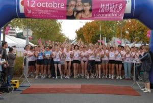 La Vannetaise 2007 - 500 femmes sur la ligne de départ