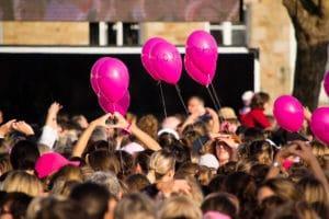 La Vannetaise 2013  -ballons