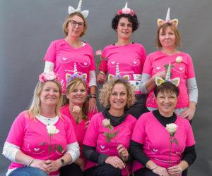 La Vannetaise 2018 - l'équipe des licornes !