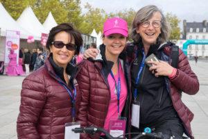 La Vannetaise 2018 - Chantal, Bénédicte et Anne